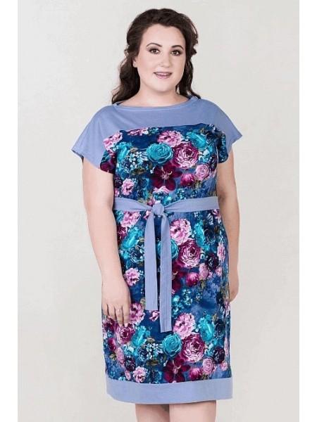 Платье  (хлопок) Шарлиз 0912