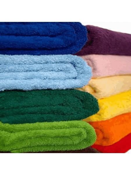 Полотенце махр. 100*150   цвета в ассорт.