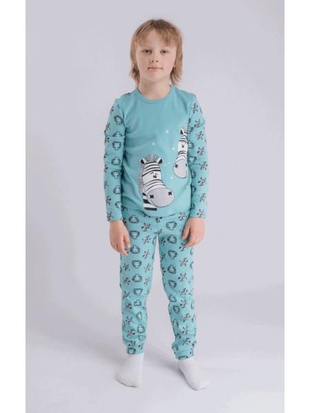 Пижама детская для мальчика 211806, рост 134