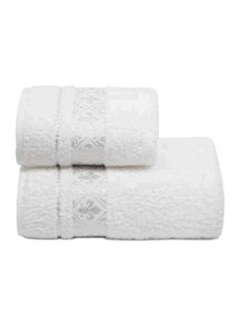 Полотенце махр. 50*90 Luigi (белый)