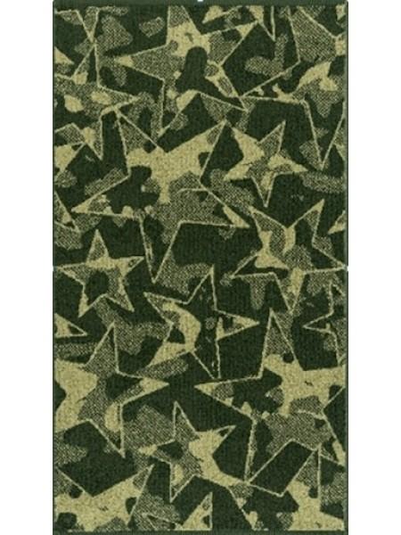 Полотенце махр. пестротканное 50*90 Звезда