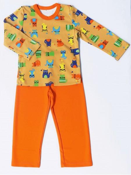 Пижама детская классическая