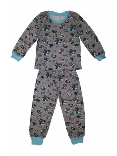Пижама для мальчика (цв.в ассорт)