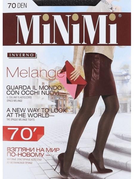 Колготки женские 70 Den Melange