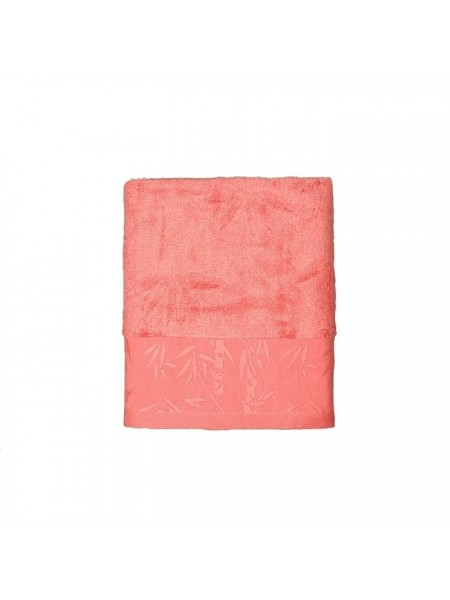 Полотенце махр. 50*90 бамбук Belezza цв. розовый