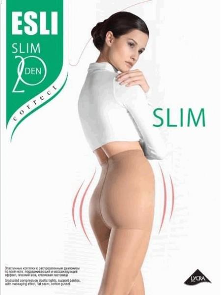 Колготки женские Slim 20 den Nero