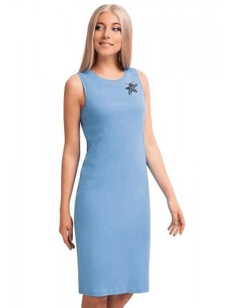 """Платье """"Море"""" (95%хлопок) Клевер"""