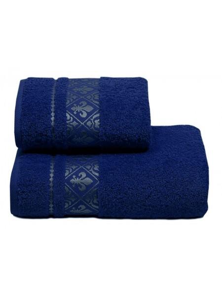 Полотенце махр. 50*90 Luigi (синий)