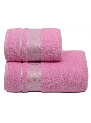 Полотенце махр. 50*90 Luigi (розовый)