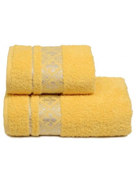 Полотенце махр. 50*90 Luigi (желтый)