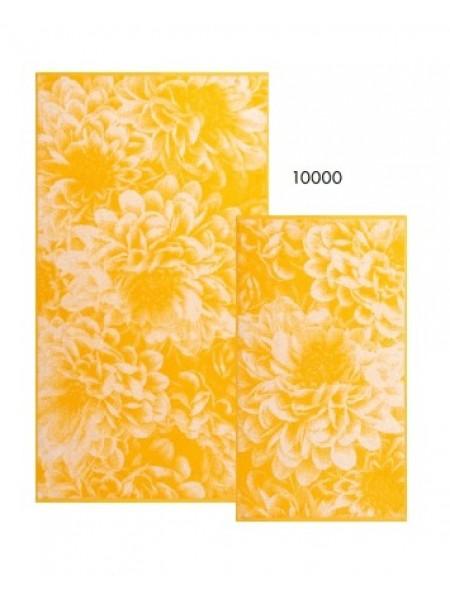 Полотенце 70*130 махр. Golden-daisy