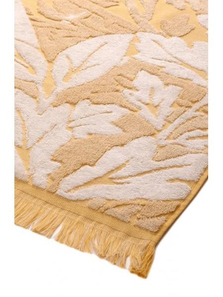 Полотенце махровое бамбуковое 70*140 Foresta d`autunno 520р/м2