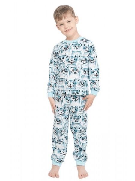 Пижама детская классическая(цвета в ассортименте) рост от 86см до 158см