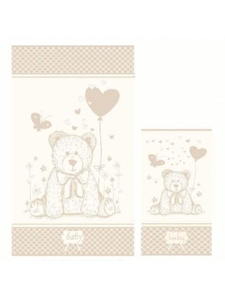Полотенце махр. 50*90  Teddy