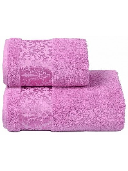 Полотенце махр. 70*130 Sfarzoso (розовый)