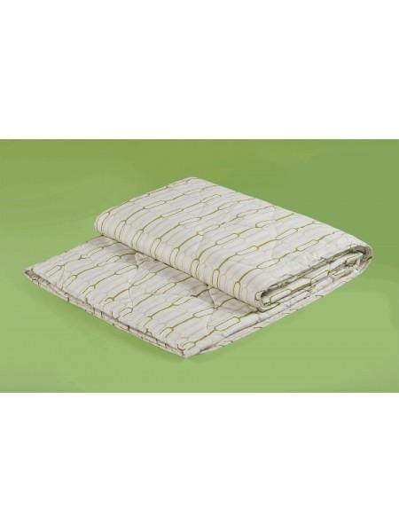 Одеяло 1,5 сп. Бамбук облегченное стёганое (хлопок 100%)