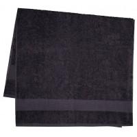 Полотенце махр. 50*100 Черные и белые