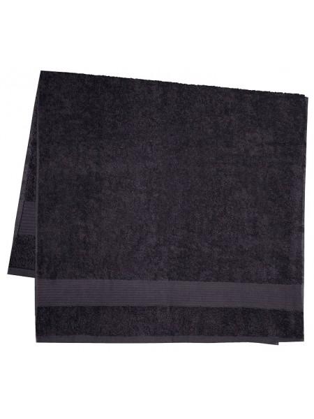 Полотенце махр. 70*140 Черные