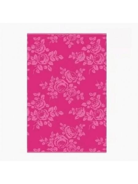 Полотенце махр. 100*150 Розы 350гр/м2