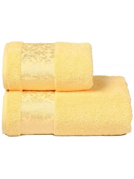 Полотенце махровое 70*130 Sfarzoso (желтый)