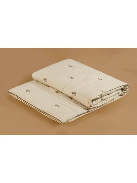 Одеяло стеганое облегченное (верблюжья шерсть) 2сп 172*205