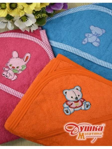 Полотенце-уголок махровое детское