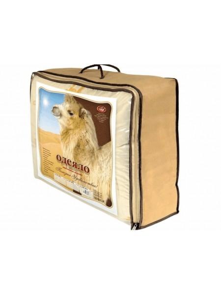 Одеяло 2сп. верблюжья шерсть облегченное