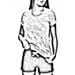 Женские брюки, бриджи и шорты