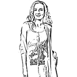 Женские халаты, платья и туники