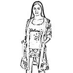 Комплекты, пижамы для дома и отдыха