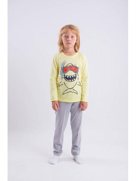 Пижама детская для мальчика 203412, рост 98