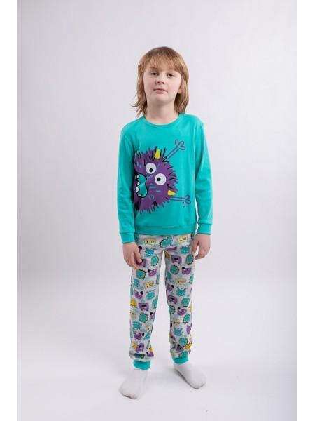 Пижама детская для мальчика 212702, рост 110