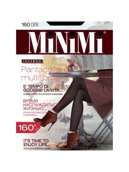 Леггинсы женские  MULTIFIBRA 160 3D Nero