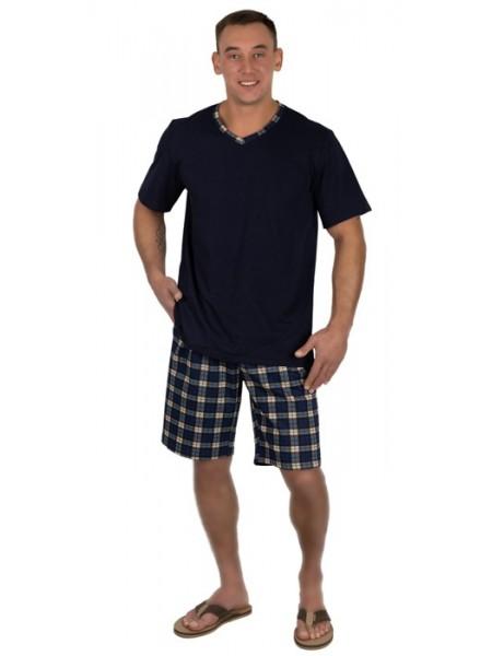 Комплект муж. с шортами Км-09-37