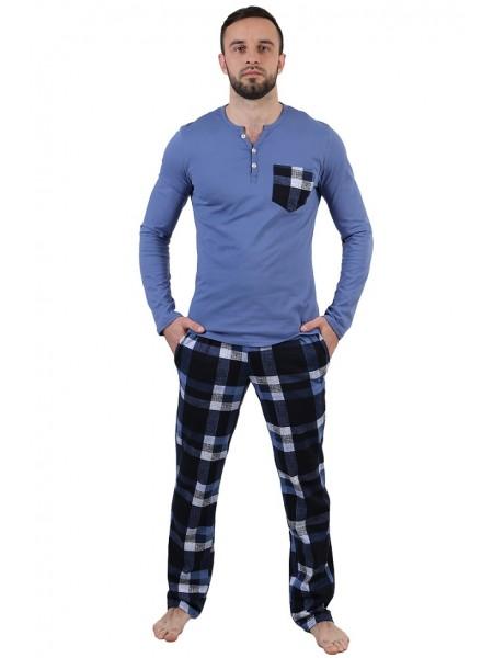 Комплект муж.домашний с  брюками 1097-К Горец