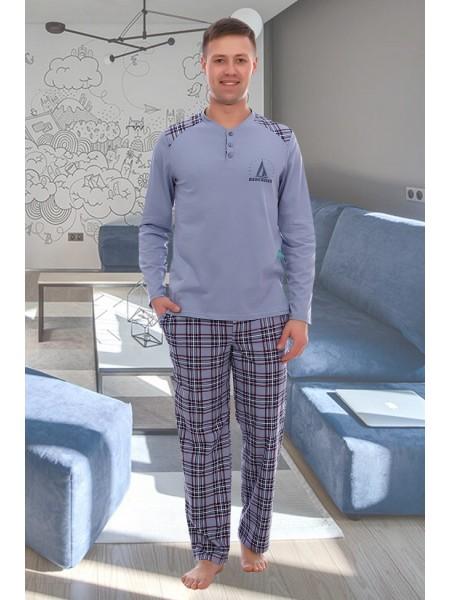 Комплект муж.домашний с  брюками 11009