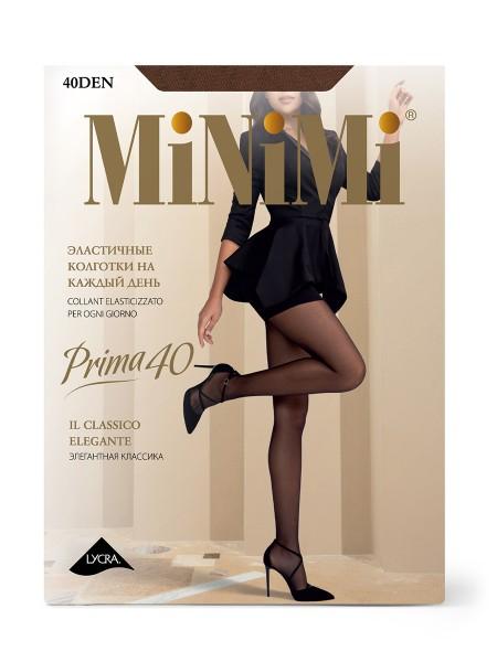 Колготки женские 40 Den PRIMA (шортики) MiNiMi