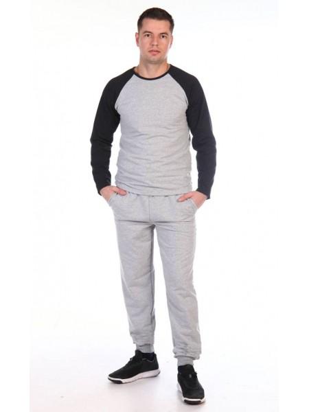 Комплект муж. теплый домашний с  брюками СК-2