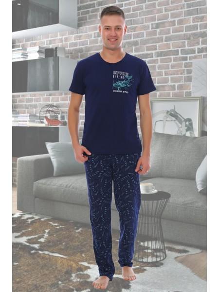 Комплект муж.домашний с  брюками Кит
