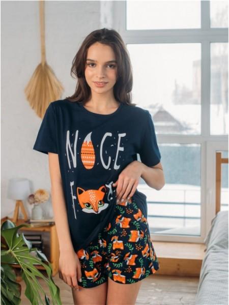 Комплект с шортами Фокс