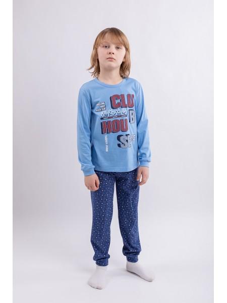 Пижама детская для мальчика 202734, рост 134