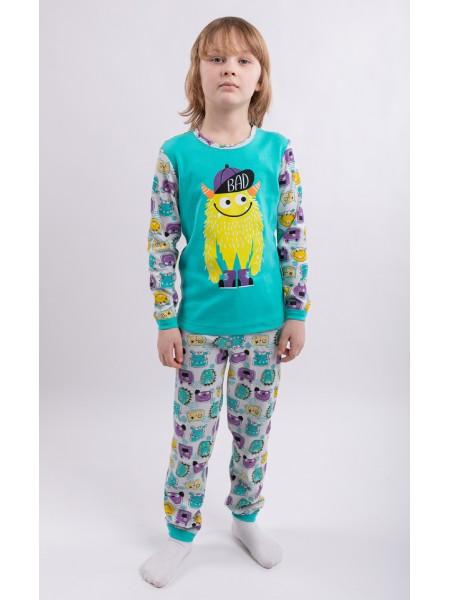 Пижама детская для мальчика 212703, рост 134