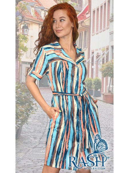 Платье женское Дайана (100% хлопок)