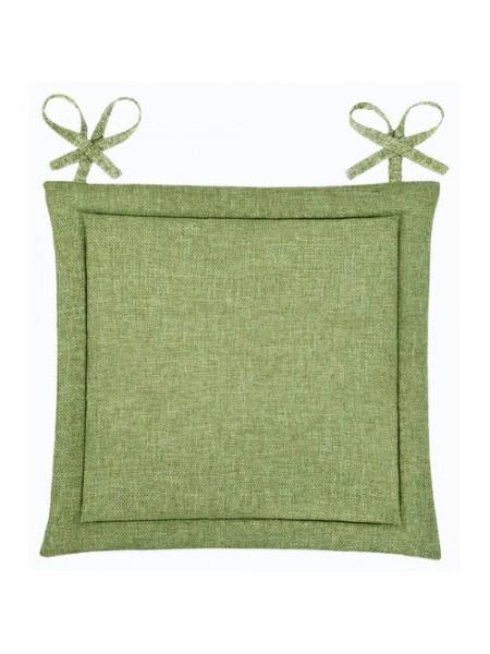 """Подушка """"Home&Style"""" для стула 40*40 (оливка)"""