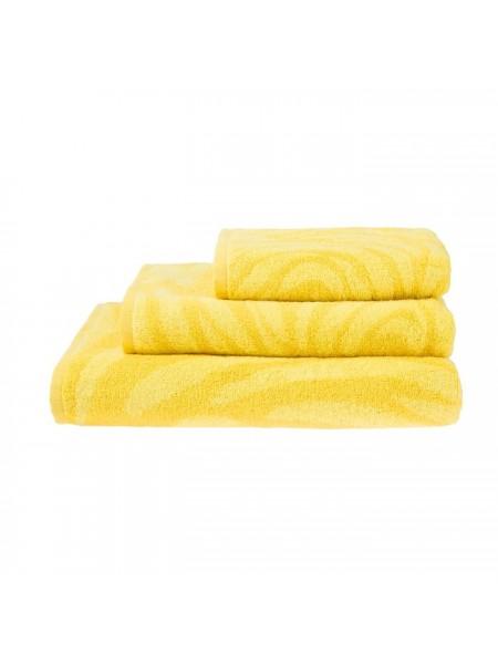 Полотенце махровое ДМ-люкс Buttercup color 100*150 см., 360 гр/м2