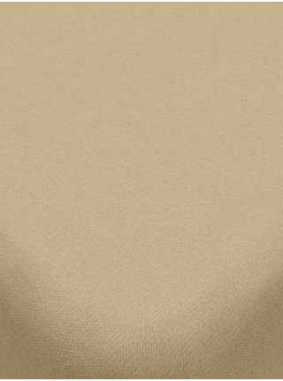 Простыня на резинке из сатина 120*200*20 цв. в ассортименте