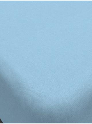 Простыня на резинке из сатина 160*200*20 цв. в ассортименте