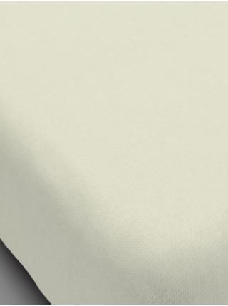 Простыня на резинке из сатина 80*200*20 цв. в ассортименте
