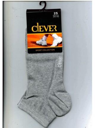 Носки мужские укороч. Клевер (цв. в ассорт)