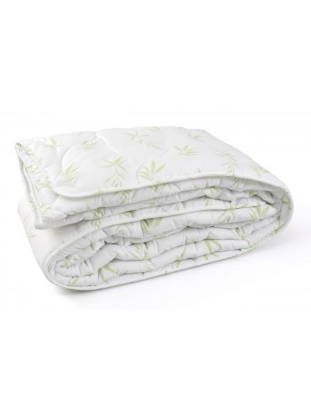 Одеяло 2сп. Бамбук облегченное стёганое (хлопок 100%)